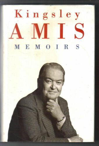 1 of 1 - KINGSLEY AMIS - Memoirs H/B D/J 1st Edn.