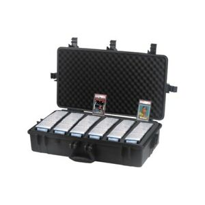 XXL-Graded-Card-Storage-Box-PSA-BGS-SGC-One-Touch-Heavy-Duty-Weatherproof-Case