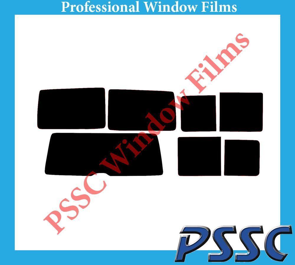 PSSC Pre Cut Rear Car Window 20% Tint Films for VW T6 2016-2017