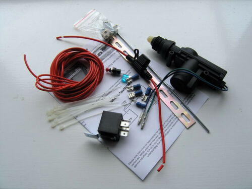 Eléctrico de arranque Pop Lanzamiento Kit Para Mini Bmw Audi Skoda