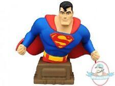 Dc Superman Animated Series Bust Superman by Diamond Select