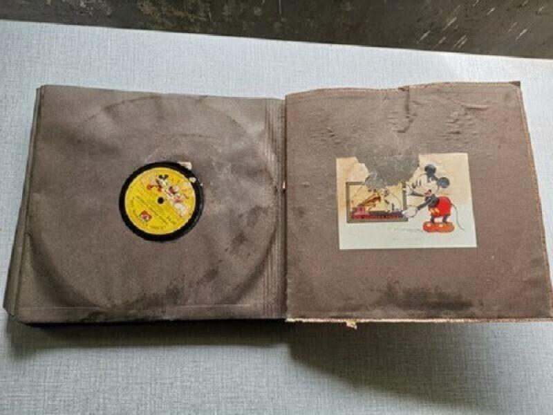 78, Walt Disney - årgang 1936, Mickey Mouse & Silly