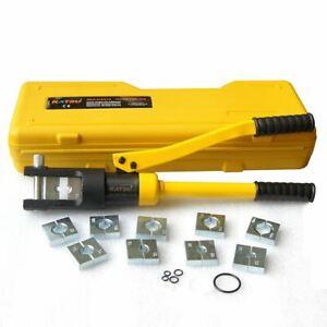 416373-hydraulique-electrique-outil-de-sertissage-Die-Set-16-240-mmA