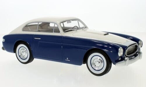 Cunningham C-3 Coupe by Vignale, dunkelblue weiss 1952   1 18 CMF  NEW