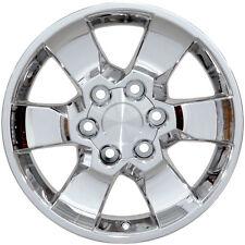 """17"""" Wheels For Toyota 4 Runner Lexus GX470 LX450 HL450 17 Inch Chrome Rims Set"""