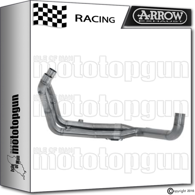 ARROW HEADER-MANIFOLD RACE YAMAHA XTZ 750 SUPERTENERE 1989 89 1990 90 1991 91