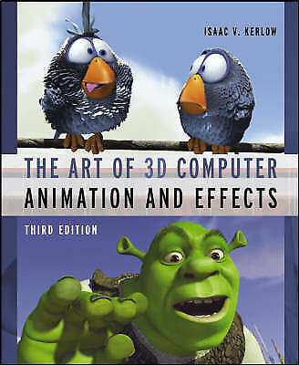 1 of 1 - The Art of 3-D Computer Animation and Effects-ExLibrary