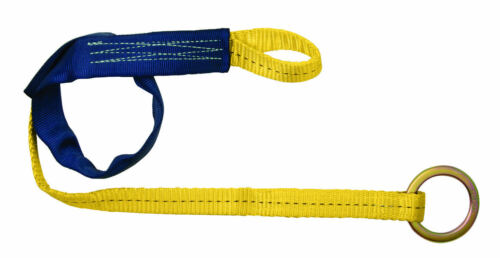 Falltech 7496 8/' Web Strap Anchor with Loop and O-ring NEW!