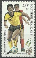 Polynesien Sport Spanien Fußball Weltmeisterschaft Fifa World Cup ** 1982 Luft