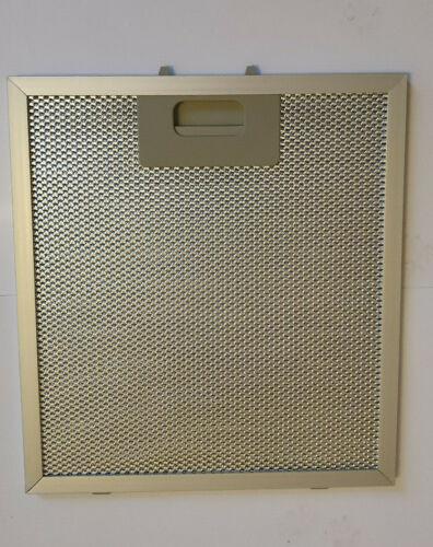 T95 Cappa Metallo Rete Filtro anti grasso in alluminio 257x234mm 26x23cm