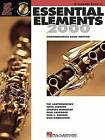 Essential Elements for Band - Book 2 with Eei: BB Clarinet by Hal Leonard Publishing Corporation (Paperback / softback, 2000)