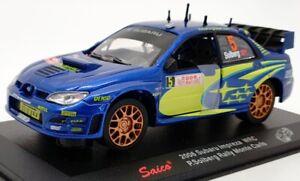 Saico-coche-modelo-escala-1-32-TY3150-2006-Subaru-Impreza-WRC-P-nego