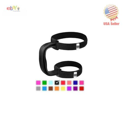 Yoelike-5 Colors-Antislip Adjustable Tumbler Handle Fit 20oz to 40oz Tumbler Cup