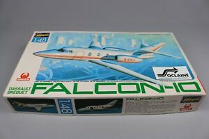 Zf080 Hasegawa Hales 1/48 Maquette Avion T001 Falcon Dassault Breguet 1980