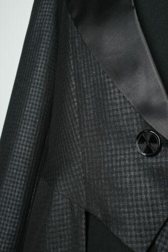 Ladies Tailcoat Costume Fancy Dress Frock-coat Handmade Size 36-50