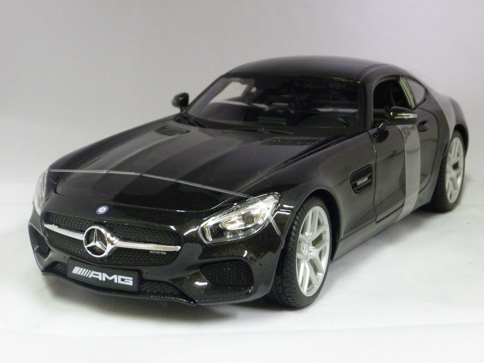 Burago Mercedes-AMG GT  Die Cast Model Car 1 18 Scale Diecast