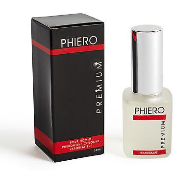 Phiero Premium Uomo seduce le donne seducenti con attrattivi ai feromoni 30ml | eBay