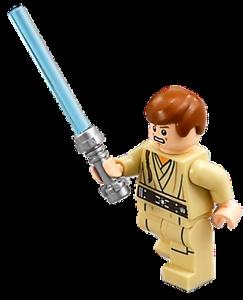 Obi-Wan Kenobi LEGO Star Wars 75169 - Duel on Naboo - Steinau, Deutschland - Obi-Wan Kenobi LEGO Star Wars 75169 - Duel on Naboo - Steinau, Deutschland