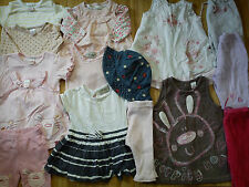 100% NEXT 24x BUNDLE BABY GIRL CLOTHES 0/3/6 MTHS (2.3)