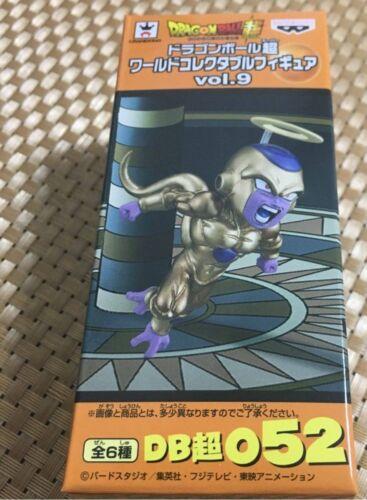 Dragon Ball Super World Collectable Figure WCF Vol.9 052 Golden Freezer