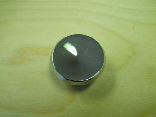 SILVER P113-26 KNOB CHROME BELWITH KITCHEN CABINET DOOR CUPBOARD BATHROOM