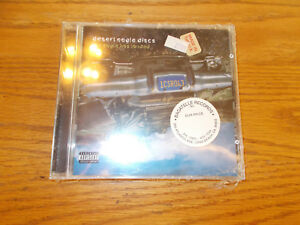 DESERT EAGLE DISCS THE EAGLE HAS LANDED CD BRAND NEW SEALED