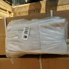New Cow Leather Work Gloves Lot Of 12 Size Large