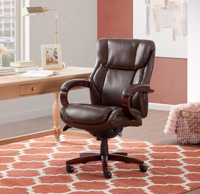 Modway Fuse Office Chair Brown For Sale Online Ebay