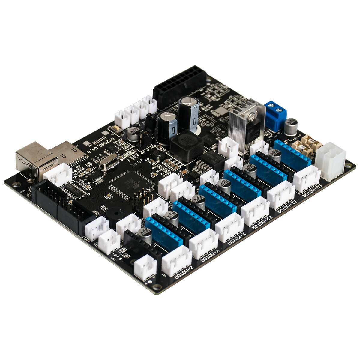 Geeetech GT2560 V4.0 Control Board for A10T A20T 3D Printer Mixed Color