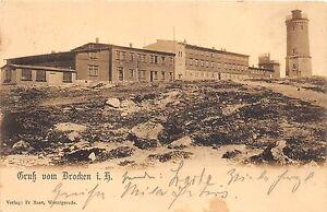 B76556-Brocken-Saxony-Anhalt-Germany-1906