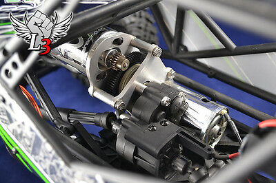 AXIAL WRAITH ** DUAL MOTOR MOUNT ** RC CRAWLER PARTS <