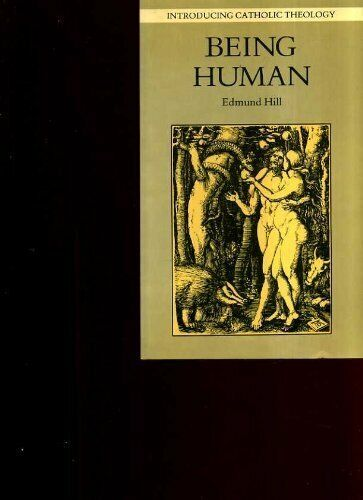Being Human: A Biblical Perspective. by Hill, Edmund Book The Fast Free Shipping