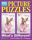 USA Today Picture Puzzles: What's Different? by Andrews McMeel Publishing (Paperback / softback, 2009)