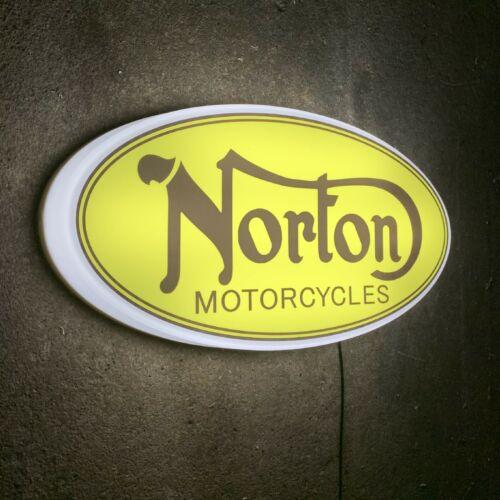 JAWA MOTORCYCLES INDIA LOGO LED LIGHT BOX SIGN PETROL GARAGE CAR ADVERTISING