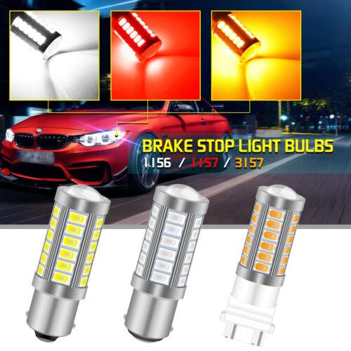 CREE 4X LED 5W Car Turn Signal Reverse Back Light Bulb 1156 1157 7440 7443 12V