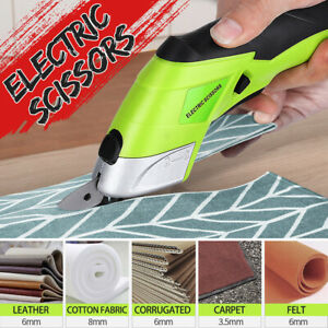Ciseaux-Electrique-Rechargeable-Sans-Fil-a-Couture-Decoupe-Tissu-Cuir-Feutre-DIY