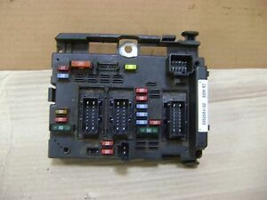under bonnet fuse box 9650664180 peugeot 307 1 6 petrol 2004 rh ebay ie