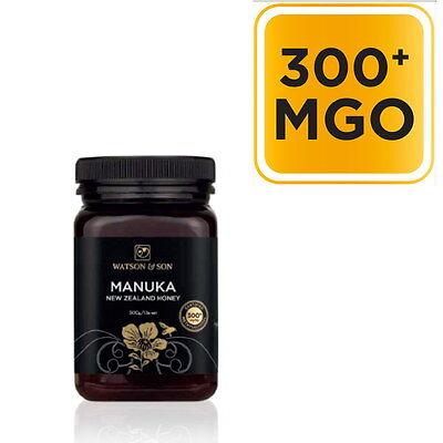 _500g Aktiver Manukahonig - Manuka Honey MGO 300  aus Neuseeland.