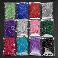 1000pcs 4.5mm 1/3Carat Diamond Confetti Wedding Party Table Scatter Decoration