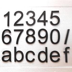 hausnummer schwarz oder kupfer zahlen 0 9 a f pfeil aus metall hausnummern ebay. Black Bedroom Furniture Sets. Home Design Ideas