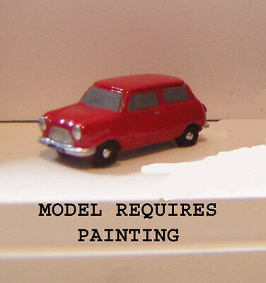 Cooperativa P&d Marsh N Gauge N Scale G40 Austin Mini Car Casting Requires Painting
