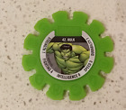 2017 WOOLWORTHS *MARVEL HEROES* COLLECTOR DISC #42 HULK **RARE**