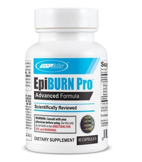 USP Labs EpiBURN Pro Advanced Thermogenic Fat Burner 90 capsules