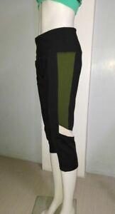 SALE-activewear-workout-yoga-gym-capri-leggings-size-10-L-waist-30-034-32-034