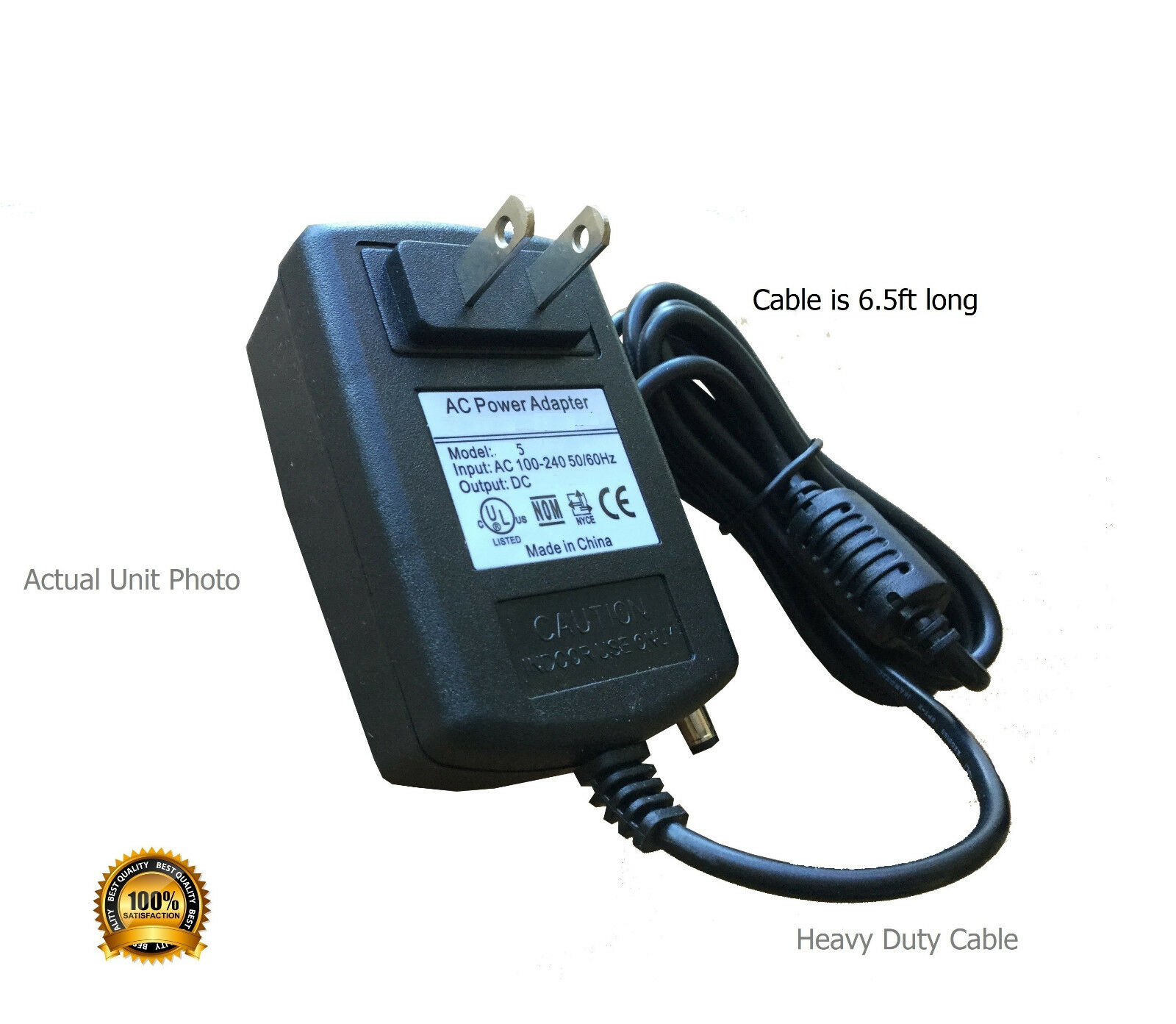 AC Power Supply power Adapter for Behringer MX400 MicroMix 4-Channel Line Mixer