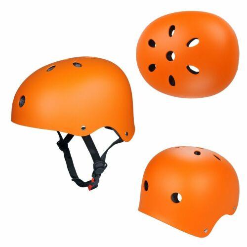 US Protective Gears /& Helmet Set Knee Elbow Pads Wrist Guards Skateboard Cycling