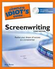Complete Idiot's Guide to Screenwriting by Skip Press (2008, UK-Paperback, Revised)