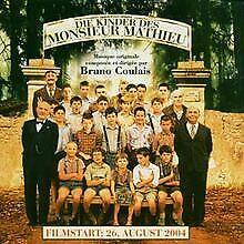 Die-Kinder-des-Monsieur-Mathieu-Les-Choristes-von-Bruno-CD-Zustand-gut