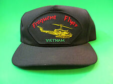 Frequent Flyer Vietnam Snap Back Hat Cap. USA Made
