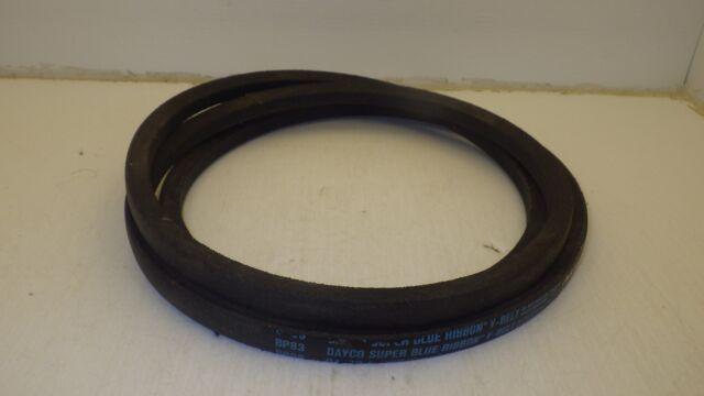 Details about  /Dayco BP158 Super Blue Ribbon Smooth V-Belt